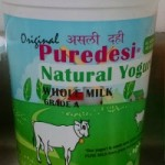 JRZ Dairy Recalls Puredesi, Patidar Yogurt