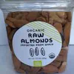 Whole Foods Recalls Raw Almonds for Hydrogen Cyanide