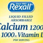Undeclared Shellfish in Rexall Calcium Prompts Recall