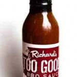 Richard's Too Good BBQ Sauces Recalled for Botulism Risk