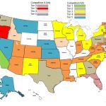 Produce Safety Rule Map