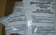 Tim Hortons Chicken Noodle Soup Recalled