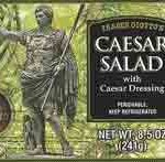 Trader Joe's Caesar Salads Recalled For Undeclared Allergens