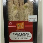 SuperMom's, Take Away Cafe and Express Cafe Tuna Sandwiches Recalled