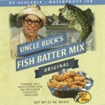 Uncle Buck's Fish Batter Mix Recalled for Undeclared Milk