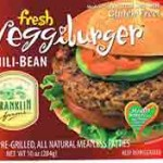 Franklin Farms Chili-Bean Veggiburgers Recalled for Undeclared Peanuts