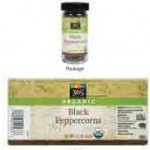 Organic Peppercorns Sold at Whole Foods, Other Stores Recalled For Salmonella