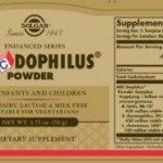 ABC Dophilus Powder Recalled for a Fungus