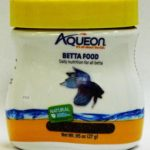 Aqueon Betta Food Recalled For Possible Salmonella Contamination