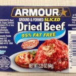Armour Dried Beef Recalled For Possible Bacterial Contamination