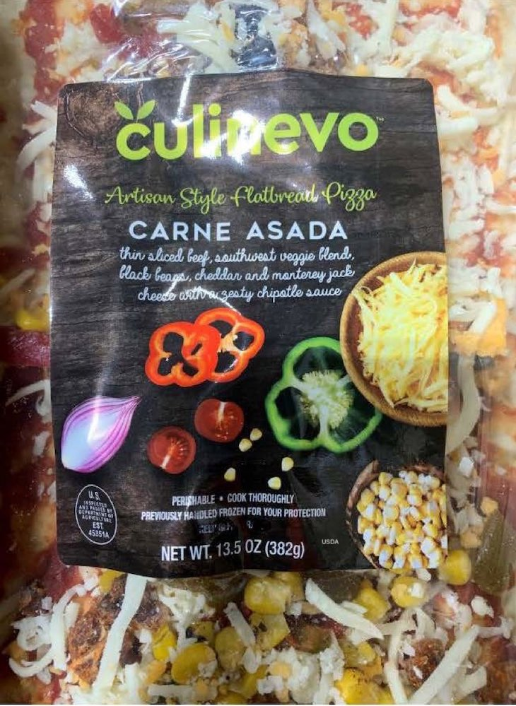 Artisan Style Flatbread Pizza Recalled For Lack of Inspection