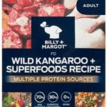 Billy+Margot Wild Kangaroo Dog Food Recalled For Possible Salmonella