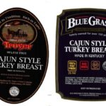 Blue Grass Turkey and Bacon Products Recalled For Undeclared Soy