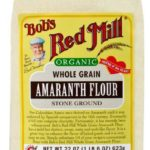 Bob's Red Mill Recalls One Lot of Organic Amaranth Flour For Possible Salmonella Contamination