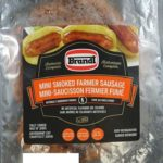 Brandt Mini Smoked Farmer Sausage Recalled For Listeria