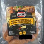 Brandt Mini Spicy Cheese Sausage Recalled For Possible Listeria