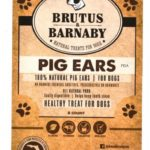 Brutus & Barnaby Recalls Pig Ears For Possible Salmonella