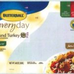 Butterball Ground Turkey Salmonella Schwarzengrund Outbreak Recall