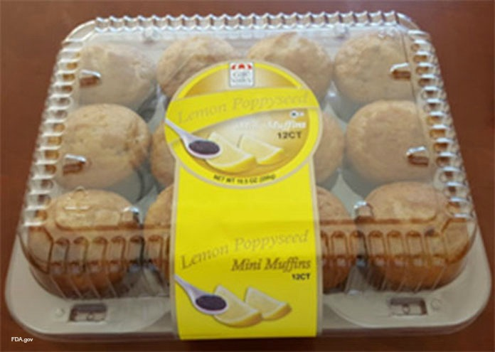 Cafe Valley Muffin Recall