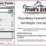 Trail's End Chocolately Caramel Crunch Recalled For Tree Nuts
