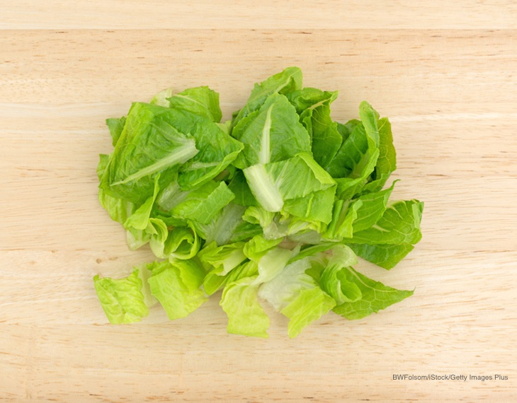 Wisconsin Officials Found E. coli in Fresh Express Chopped Romaine
