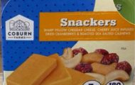 Save a Lot Recalls Coburn Farms Snackers Trays For Undeclared Peanuts
