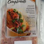 Compliments Smoked Beef Pastrami Recalled in Canada for Listeria