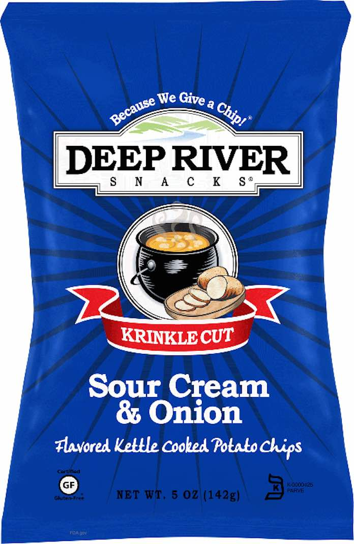 Deep River Snacks Kettle Chips Salmonella Recall