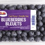Dole Blueberries Also Recalled in Canada For Possible Cyclospora