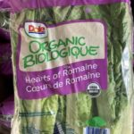 Dole Organic Romaine Hearts Recalled For non-O157 E. coli