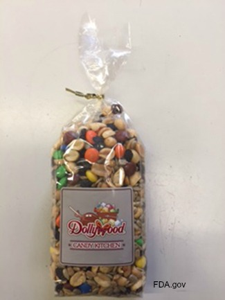 Dollywood Sweet & Salty Trail Mix Listeria Recall