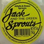 E. coli Outbreak Prompts Jack & the Green Sprouts Recall