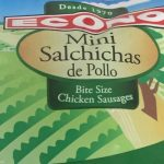 Great Value Minis Chicken Sausage Recalled for MSG