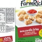 Recalled Farm Rich Mozzarella Bites E. coli 0121