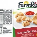 Recalled Farm Rich Mozzarella Bites