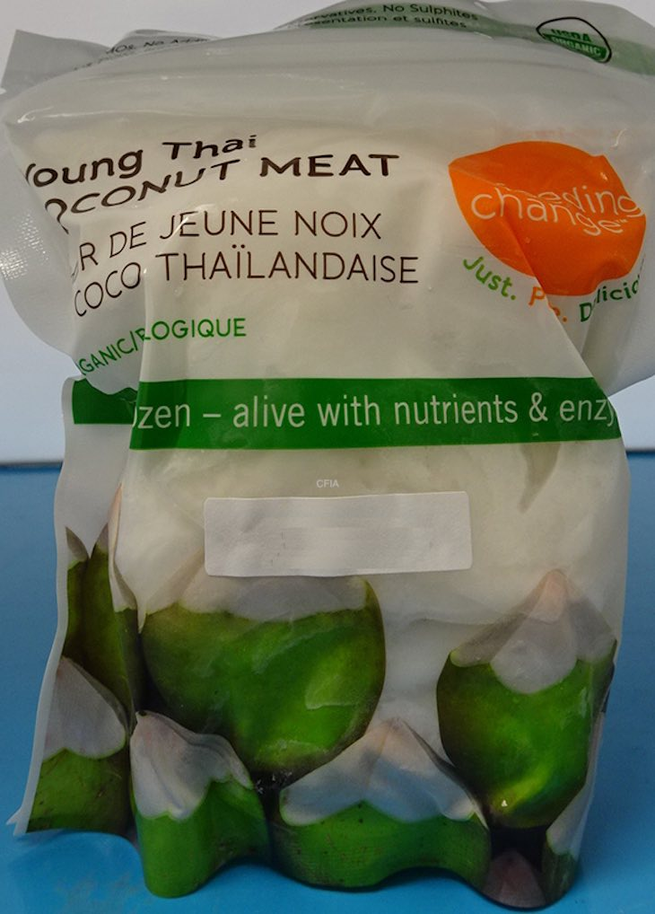 Feeding Change Young Thai Coconut Salmonella Recall