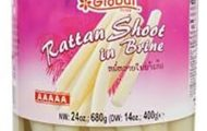 Global Pride Rattan Shoot in Brine Recalled For Sulfites