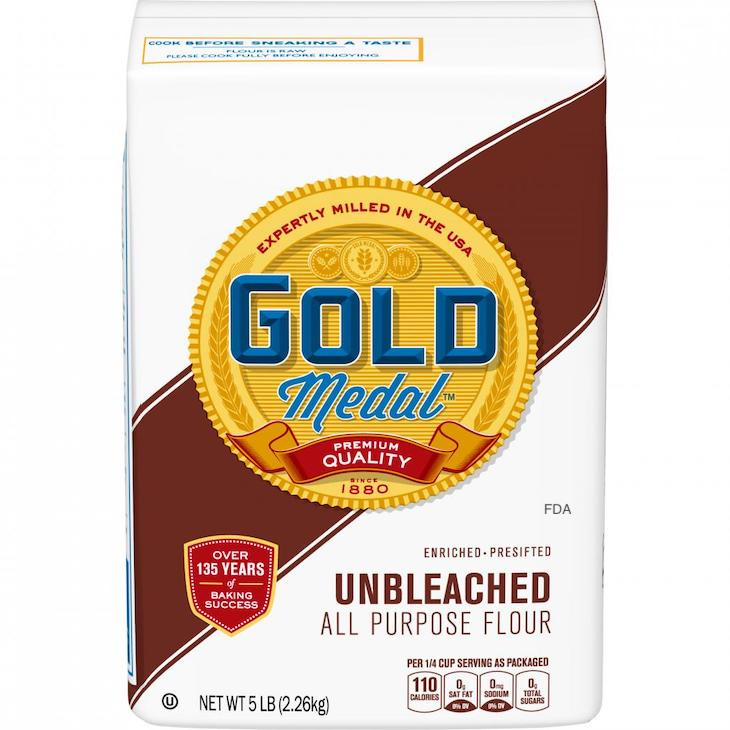 Gold Medal Unbleached Flour Recalled For E. coli O26