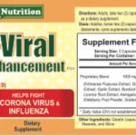 Anti-Viral Immune Enhancement Recalled For Unsubstantiated Claims