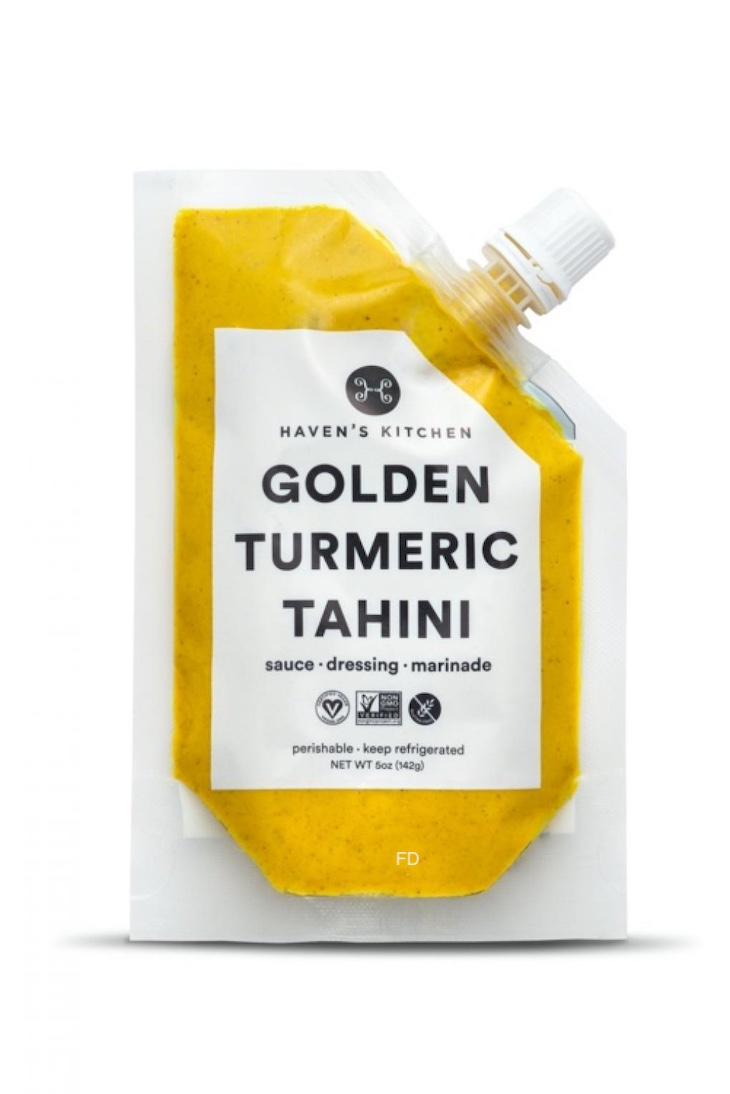 Golden Turmeric Tahini Recalled For Undeclared Soy