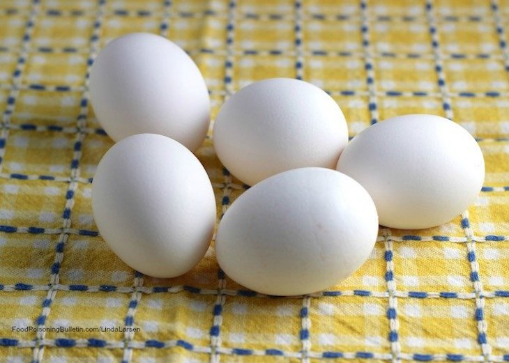 Researchers at Flinders University Use Sou Vide To Remove Salmonella From Eggshells