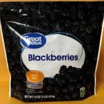 Great Value Frozen Blackberries Recall