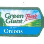 Green Giant Fresh Onions Are Recalled For Possible Salmonella