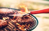 Keep Food Safe at Fall Football Cookouts With Tips From Experts