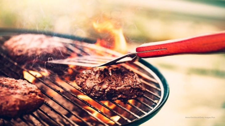 Keep Your Backyard Barbecue Safe From Staphylococcus With Tips