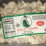 Halal Manti Beef Dumplings Recalled for Lack of Inspection