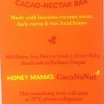CocoNoNut Cacao-Nectar Bar Recalled for Almonds