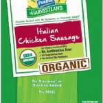 Italian Chicken Sausages Recalled by Perdue Foods for Possible Contamination