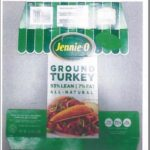 Jennie-O raw ground turkey recall update