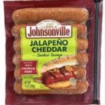 Johnsonville is Recalling Jalapeno Cheddar Smoked Sausage For Plastic Pieces